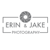 Erin & Jake Photography Logo