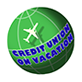 Credit Union on Vacation Logo